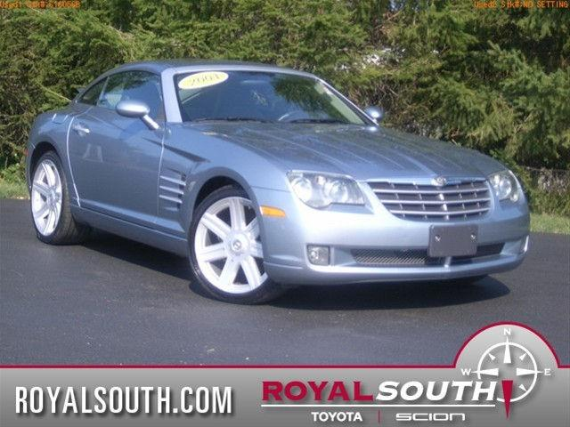 2004 chrysler crossfire for sale in bloomington indiana classified. Black Bedroom Furniture Sets. Home Design Ideas