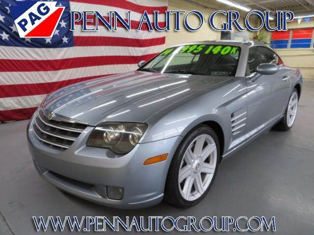 2004 chrysler crossfire base 2dr sports coupe for sale in allentown pennsylvania classified. Black Bedroom Furniture Sets. Home Design Ideas