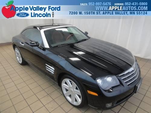 Amazing 2004 Chrysler Crossfire Coupe Base