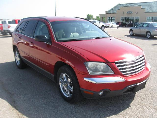 2004 chrysler pacifica for sale in newton kansas. Black Bedroom Furniture Sets. Home Design Ideas