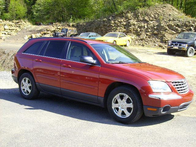 2004 Chrysler Pacifica For Sale In Portage Pennsylvania
