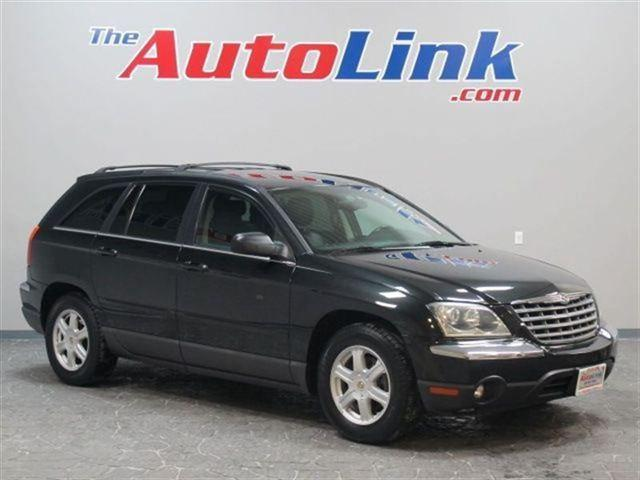2004 chrysler pacifica for sale in bartonville illinois classified. Black Bedroom Furniture Sets. Home Design Ideas