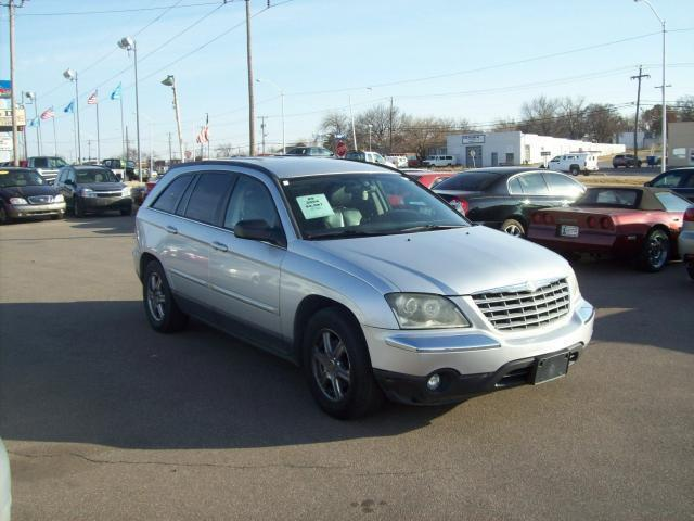 2004 chrysler pacifica for sale in bethany oklahoma classified. Black Bedroom Furniture Sets. Home Design Ideas