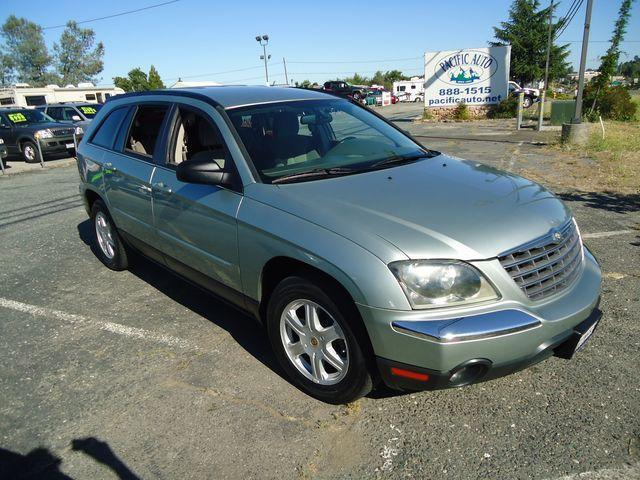 2004 chrysler pacifica for sale in auburn california classified. Cars Review. Best American Auto & Cars Review