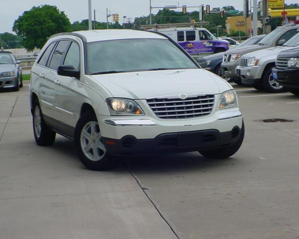 2004 chrysler pacifica for sale in bedford texas classified. Black Bedroom Furniture Sets. Home Design Ideas