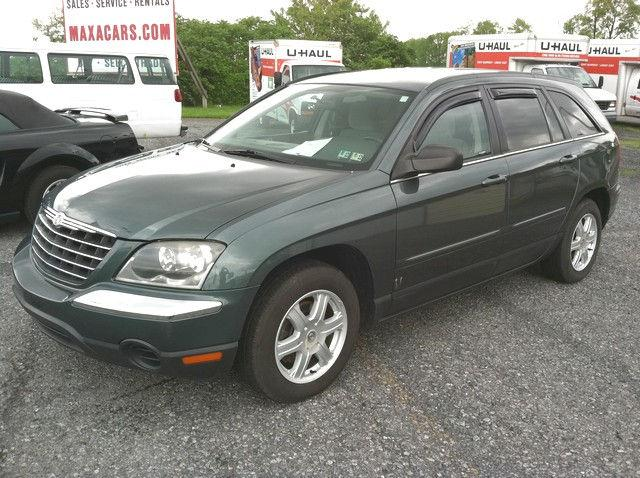 2004 chrysler pacifica for sale in kutztown pennsylvania classified. Black Bedroom Furniture Sets. Home Design Ideas