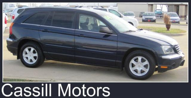 2004 chrysler pacifica for sale in cedar rapids iowa for Cassill motors used cars