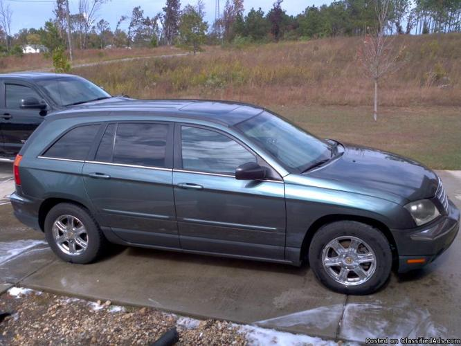 2004 chrysler pacifica awd for sale in arab alabama. Black Bedroom Furniture Sets. Home Design Ideas
