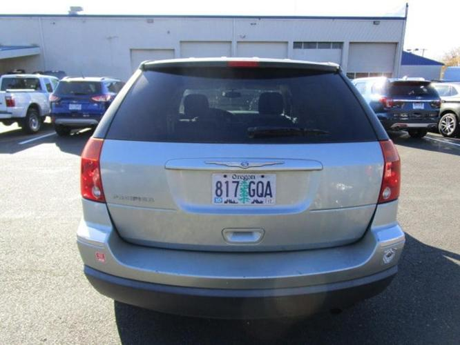 2004 Chrysler Pacifica Base Fwd 4dr Wagon