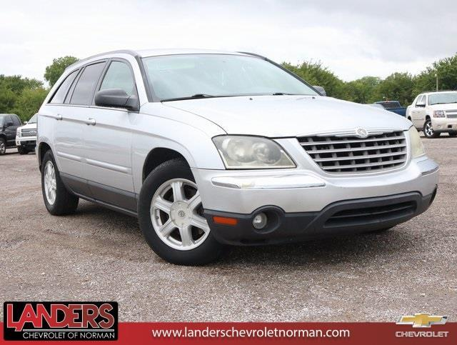 2004 chrysler pacifica base fwd 4dr wagon for sale in norman oklahoma classified. Black Bedroom Furniture Sets. Home Design Ideas