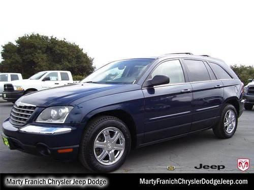 2004 chrysler pacifica minivan 4d for sale in corralitos california classified. Black Bedroom Furniture Sets. Home Design Ideas