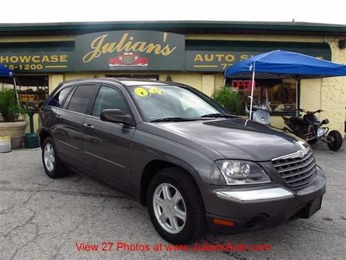 Julians Auto Showcase >> 2004 Chrysler Pacifica Minivan/Van 3rd Row Seating for Sale in New Port Richey, Florida ...