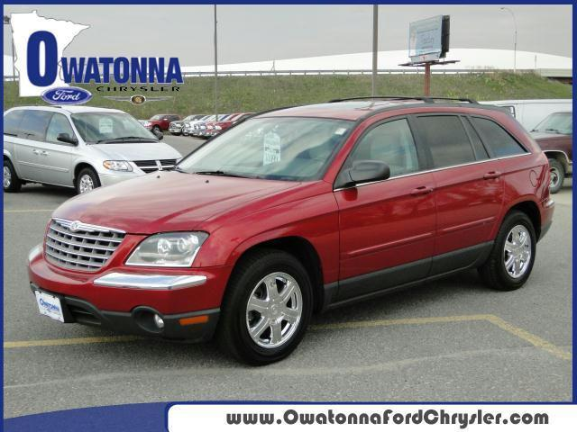 2004 chrysler pacifica for sale in owatonna minnesota classified. Black Bedroom Furniture Sets. Home Design Ideas