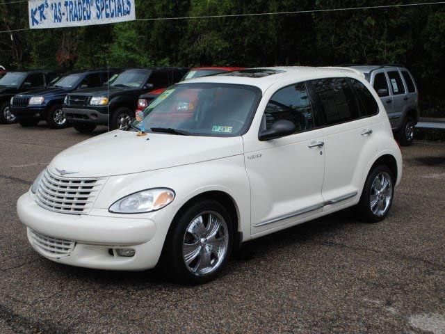 2004 chrysler pt cruiser gt for sale in pittsburgh pennsylvania classified. Black Bedroom Furniture Sets. Home Design Ideas