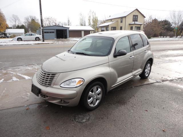 2004 chrysler pt cruiser limited for sale in hilbert wisconsin classified. Black Bedroom Furniture Sets. Home Design Ideas