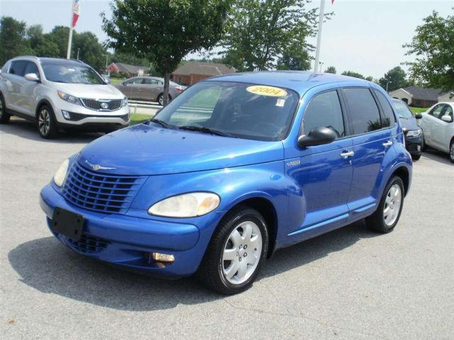2004 chrysler pt cruiser touring for sale in jackson tennessee classified. Black Bedroom Furniture Sets. Home Design Ideas