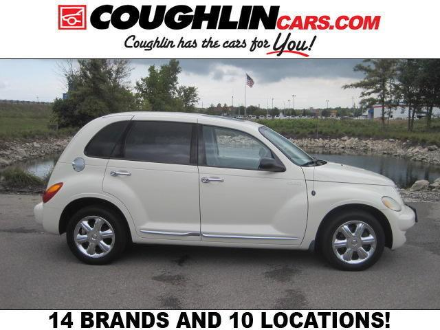 2004 chrysler pt cruiser touring for sale in marysville ohio classified. Black Bedroom Furniture Sets. Home Design Ideas