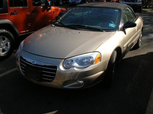 2004 chrysler sebring limited for sale in boonton new. Black Bedroom Furniture Sets. Home Design Ideas