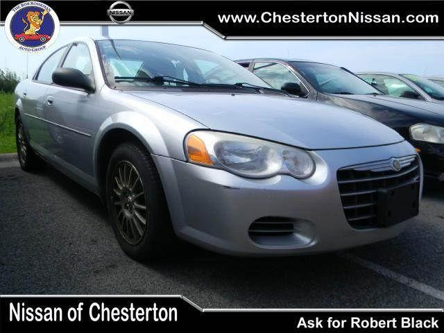 2004 chrysler sebring lx for sale in burns harbor indiana. Black Bedroom Furniture Sets. Home Design Ideas