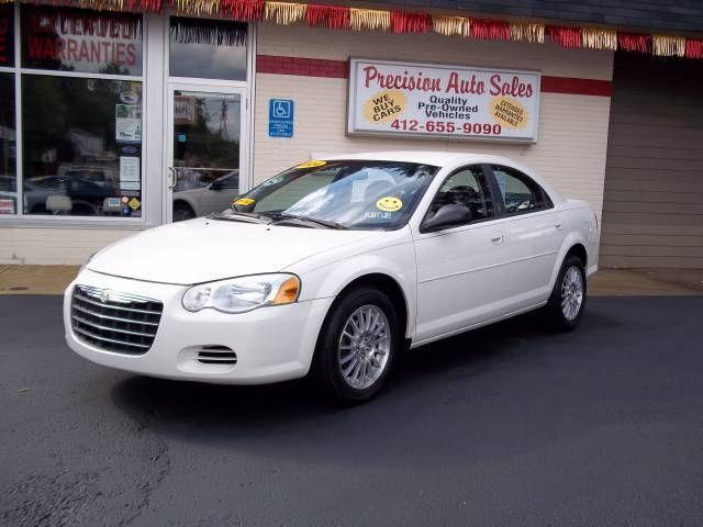 2004 chrysler sebring lx for sale in pleasant hills. Black Bedroom Furniture Sets. Home Design Ideas