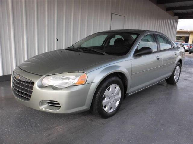 2004 chrysler sebring lx for sale in lake city florida. Black Bedroom Furniture Sets. Home Design Ideas