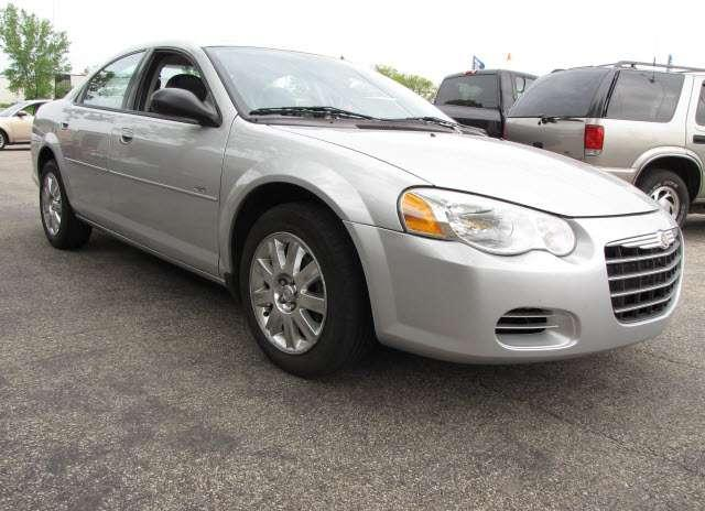 2004 Chrysler Sebring Lxi Sedan Only At Jim Potts Motor