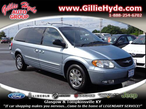 2004 Chrysler Town And Country Mini Van Limited For Sale