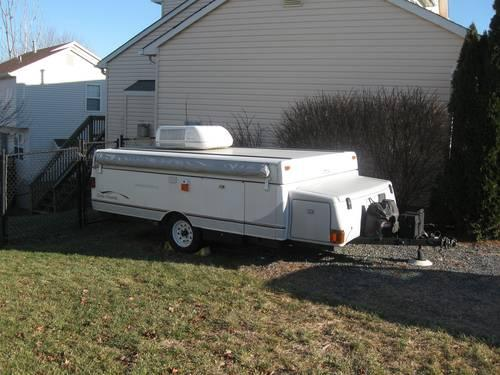 2001 Coleman Cheyenne Pop Up Camper – Wonderful Image Gallery
