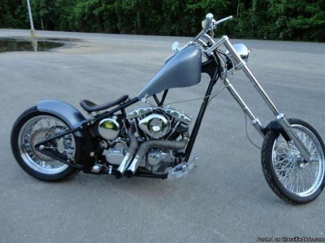 Custom Built Motorcycles Chopper Americanlisted on Harley Hand Controls Wiring