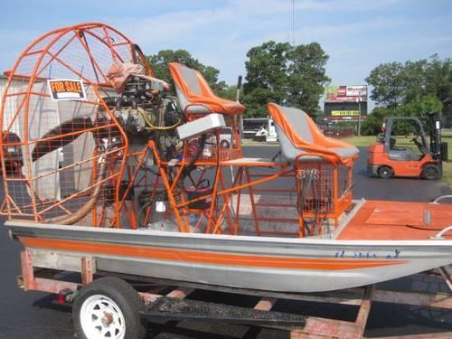 2004 diamondback aluminum 14 ft airboat for sale in clayton north carolina classified. Black Bedroom Furniture Sets. Home Design Ideas