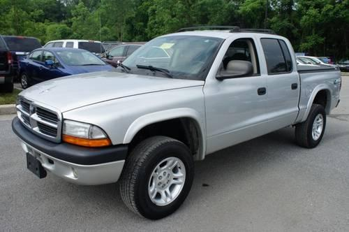 2004 Dodge Dakota Crew Cab Pickup Sport For Sale In Owings