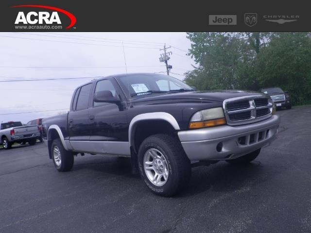 2004 Dodge Dakota SLT 4dr Quad Cab SLT 4WD SB