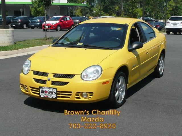 2004 dodge neon r t for sale in chantilly virginia. Black Bedroom Furniture Sets. Home Design Ideas