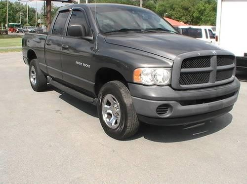 2004 dodge ram 1500 4x4 quad cab for sale in franklin tennessee classified. Black Bedroom Furniture Sets. Home Design Ideas
