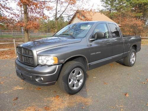 2004 Dodge Ram 1500 Regular Cab 4WD