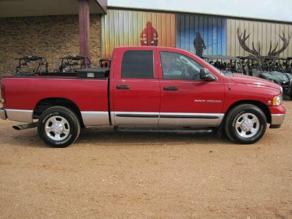 2004 dodge ram 2500 2wd for sale in columbus texas classified. Black Bedroom Furniture Sets. Home Design Ideas