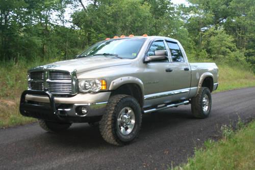 2004 Dodge Ram 2500 Diesel For Sale In Boaz Wisconsin