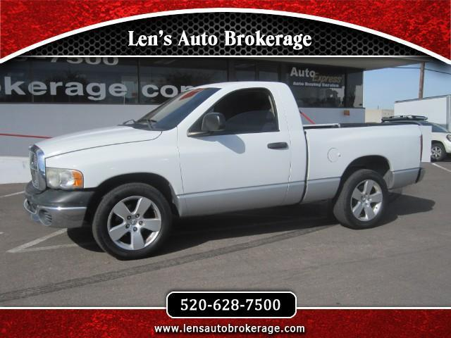 2004 Dodge Ram Pickup 1500 ST 2dr Regular Cab ST RWD SB