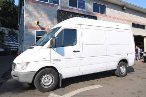 2004 dodge sprinter minivan van for sale in naugatuck connecticut classified. Black Bedroom Furniture Sets. Home Design Ideas