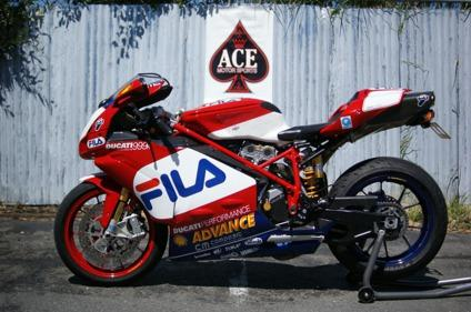 2004 Ducati Superbike This is number 80 of only 200