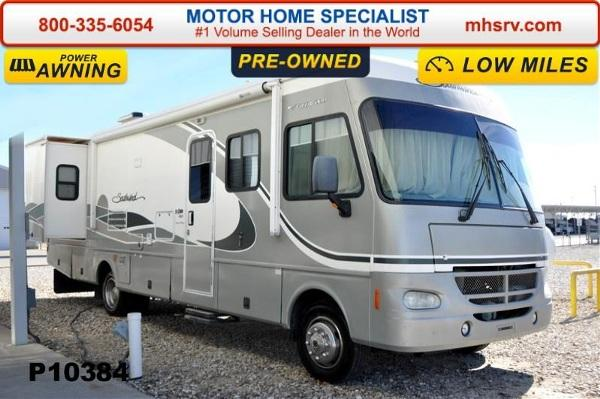2004 Fleetwood Southwind 32vs W 2 Slides For Sale In