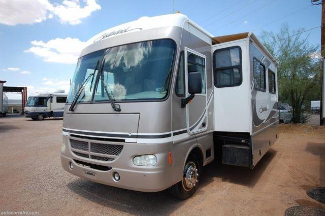2004 Fleetwood Southwind 37c Triple Slide Class A For Sale Auto Corral For Sale In Mesa Arizona