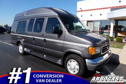 2004 Ford Conversion Van Van Conversion K-9 Traveler(Dog Show Van)