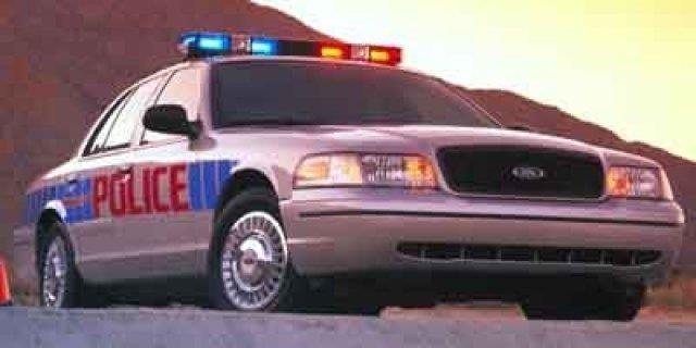 2004 Ford Crown Victoria Police Interceptor Police