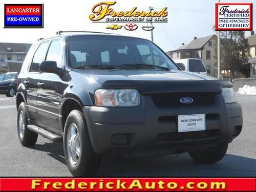 2004 ford escape 4d sport utility xls for sale in avon. Black Bedroom Furniture Sets. Home Design Ideas