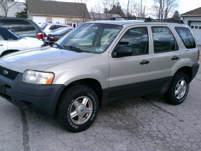 2004 ford escape 4dr xls suv for sale in baresville. Black Bedroom Furniture Sets. Home Design Ideas
