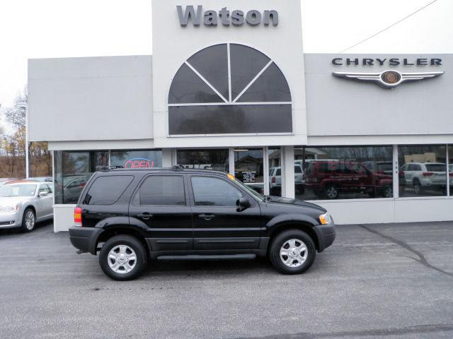 2004 ford escape xlt 2004 ford escape xlt car for sale. Black Bedroom Furniture Sets. Home Design Ideas