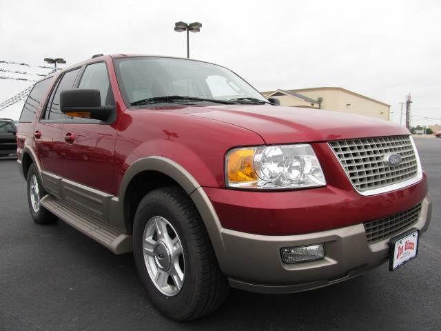 2004 ford expedition eddie bauer for sale in greenville texas classified. Black Bedroom Furniture Sets. Home Design Ideas