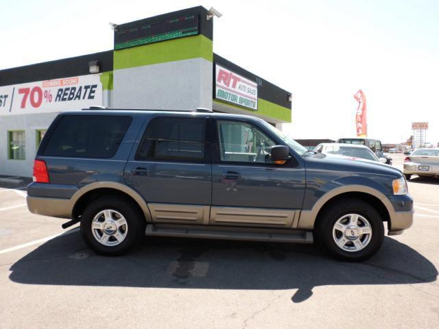 2004 ford expedition eddie bauer for sale in las vegas. Black Bedroom Furniture Sets. Home Design Ideas