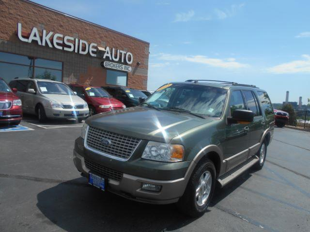 2004 Ford Expedition Eddie Bauer Eddie Bauer 4WD 4dr
